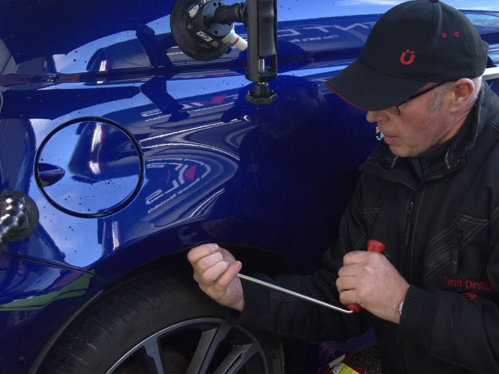 Leyland Dent Removal Service